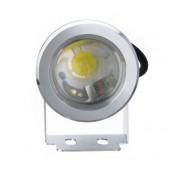 10W LED Waterproof Underwater Spotlight White Garden Light Bulb 12V