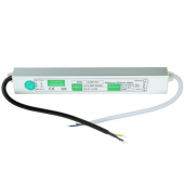 DC 12V 30W Waterproof IP67 Electronic LED Driver Power Supply