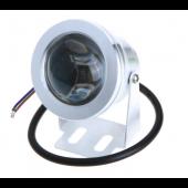 180 Degree 7 Colors LED Underwater Light Convex Lens 10W 12V Lamp