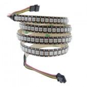 1M 3.3ft 144LEDs WS2813 Addressable 5050 LED RGB Pixel Strip Light