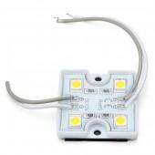 20Pcs 4LEDs SMD 5050 LED Module IP65 Waterproof DC 12V