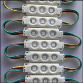 20Pcs 5050 RGB 3LEDs Injection Led Module 12V DC Waterproof Light