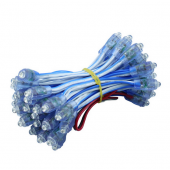 9mm LED Pixel Module String Point Light 5V IP65 Waterproof Single Color