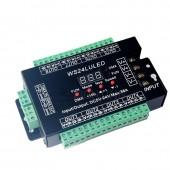3CH/4CH/9CH/24CH/WS24LU3A/WS24LULED/WS27CH3A DMX decoder LED dimmer Controller