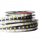 5m 12V LED Strip 5050 SMD 60LEDs/m Flexible RGB RGBW Lamp Waterproof