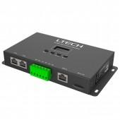 LTECH ArtNet-SPI Control System Artnet-SPI-4 LED Controlller