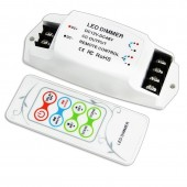 BC-313 Bincolor Led Controller PWM Color Temperature Remote Control