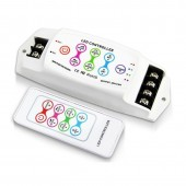 BC-390RF Bincolor Led Controller Multi-function RGB with Wirless Remote