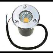 Buried Lamp LED Underground 3W AC85-265V COB Inground Light
