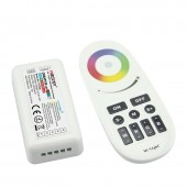 12-24V Sensitive Button Touch RGBW LED Controller Automatic Matching FUT028