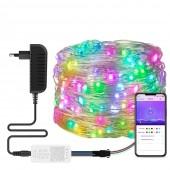 5V Bluetooth APP Full Set LED String WS2812B RGB Light Addressable
