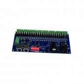 DMX Constant common cathode dmx LED Controller dmx512 decoder DC12V-24V