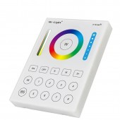 B8 2.4GHz Panel Sensitive Touching Remote Led Controller 8 Zone