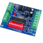 DMX512 CONTROLLER 3CH/4CH/6CH/8CH/9CH/12CH/27CH RJ45 dmx control