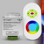 MiLight FUT042 RGB LED Strip RF Controller DC 12V 24V 433MHz