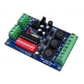 3CH 700ma RGB dmx Controller drive DMX512 decoder WS-DMX-HLB-3CH-700MA