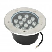 12W Underground Light LED Outdoor Garden Landscape Buried Flood Lamp
