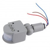 PIR Infrared Motion Sensor Detector For LED Floodlight Wall Light Lamp