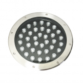 LED Underground Light 36W Recessed Floor Inground Yard Landscape Lamp