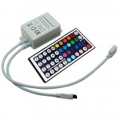IR440 44keys Wireless Infrared IR LED Controller IR LED Dimmer DC12-24V Input