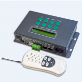 LTECH LCD Screen LT-800 DMX512 Controller 580 Mode RF Remote RGB LED