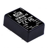 Mean Well DCW03 3W DC-DC Regulated Dual Output Converter Power Supply