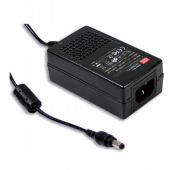 Mean Well GS18A 18W AC-DC Industrial Adaptor Power Supply