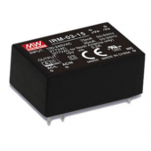 Mean Well IRM-03 3W Single Output Encapsulated Type Power Supply