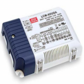 Mean Well LCM-60UDA 50W Multiple-Stage CC LED Driver
