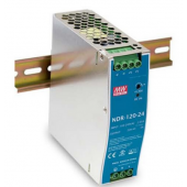 Mean Well NDR-120 120W Single Output Industrial DIN RAIL Power Supply