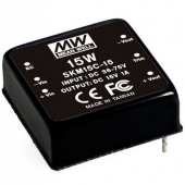 Mean Well SKM15 15W DC-DC Regulated Single Output Converter Power Supply