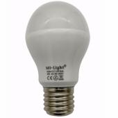 FUT014 6W E27 2700K 6500K RGB+CCT LED Light Blub Mi.Light