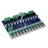 DMX512 Decoder DC 5V-36V 350MA 12CH Controller WS-DIM-12CH-350MA