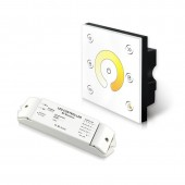 Bincolor Led P2X+R4-2.4G Wireless CV CCT Panel DMX512 5A×4CH Controller