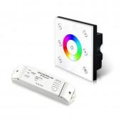 Bincolor Led P4X+R4-2.4G Wireless CV RGBW Panel DMX512 5A×4CH Controller
