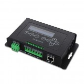 Bincolor BC-322-6A Programmable Timer Dimmer Aquarium Led Controller with LCD Display