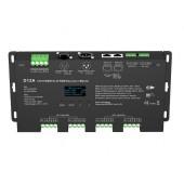 Skydance D12A Led Controller OLED 12CH*5A 12-24VDC CV DMX Decoder