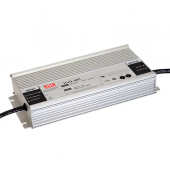 Mean Well HVG-480 480W Series Constant Voltage + Constant Current LED Driver