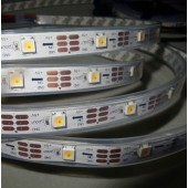 SK6812 WWA Addressable LED Strip Warm white/Cool white/Amber 3 in 1 5M 150LEDs Light