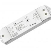 Skydance C4-700mA Led Controller 4CH*700mA 12-48VDC CC Controller (Push Dim)