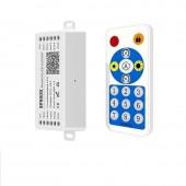 SP602E WS2812B Music Controller Built In Mic WS2811 WS2815 Bluetooth App IOS Control