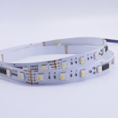UCS512C4 DMX512 Addressable RGBW 24V 300LEDs Digital Led Strip 5M
