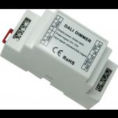 Rail DALI Turn To 0/1-10V Dimmer DL108 LED Controller