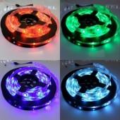16.4 Ft 5M 150 LEDs RGB 5050 LED Strip 30LEDs/M 12V Light