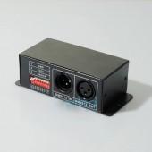 YH-835 DMX512 Constant Voltage Decoder For RGB Light 6Ax3CH 12V-24V Controller